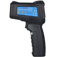 -30-550 ℃ портативный бесконтактный инфракрасный термометр измеритель цвет жидкокристаллический цифровой дисплей температуры пушки с испы