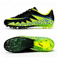 Унисекса взрослых шипованные кроссовки мужские обучение футбол обувь дышащая футбольные ботинки
