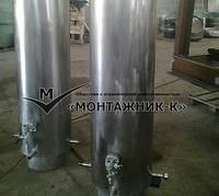 Емкостное оборудование для пивоваренной промышленности по чертежам заказчика.