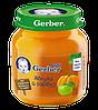 Пюре Gerber Яблуко і гарбуз, 130 г