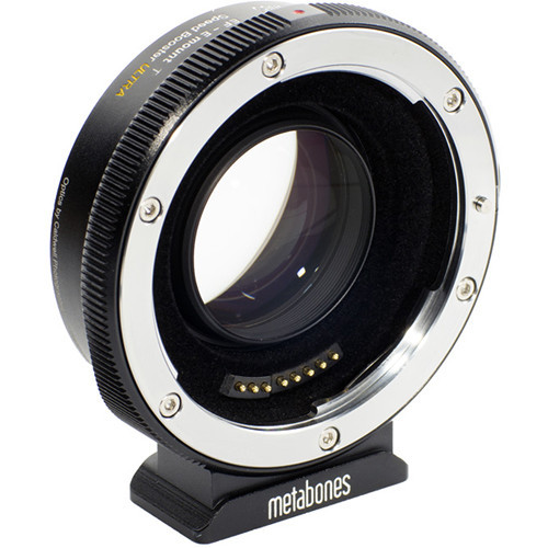 Metabones Contax Yashica Lens to Sony E-Mount Camera T Adapter (Black) (MB_CY-E-BT1)