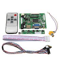 LCD Контрольная панель DIY Сборка Набор Для 1366x768 15.6 дюймов LP156WH4 (TL) (A1) LED Экран