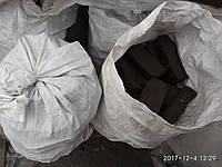 Топливные брикеты,торфяные брикеты,торфобрикет в мешках по 50 кг