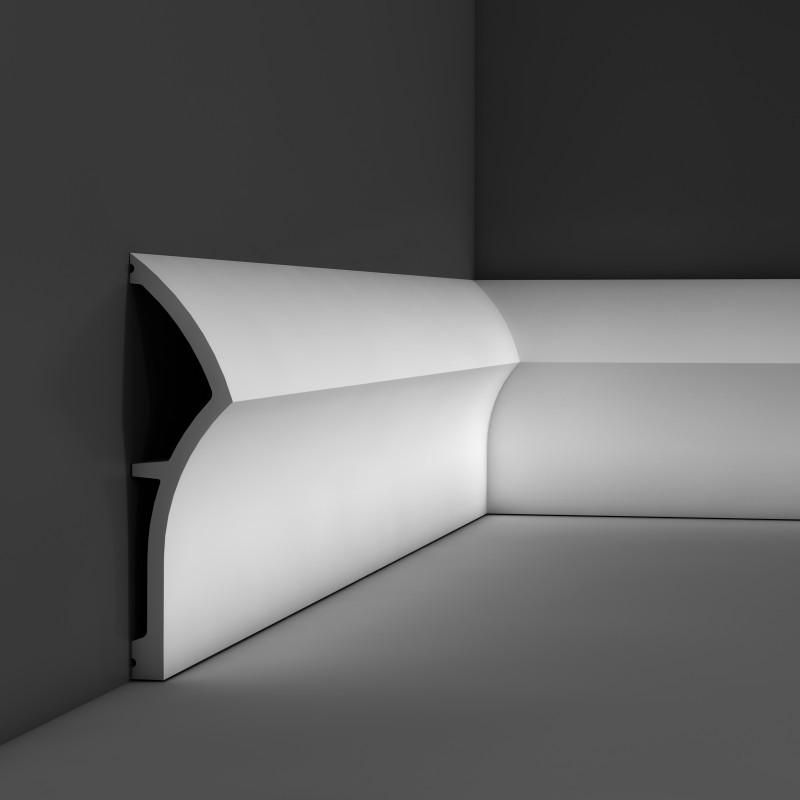 Плинтус Orac Decor  SX167, 200 x 17.3 x 4.3 cm
