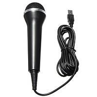 Universal USB Wired Микрофон для PS4 Xbox One PS3 PS2 XBOX 360 ПК