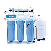 Бытовой фильтр обратного осмоса Ecosoft Absolute с помпой MO550PSECO