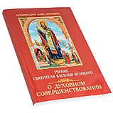 О духовном совершенствовании. Учение святителя Василия Великого. Архимандрит Илия (Рейзмир), фото 3