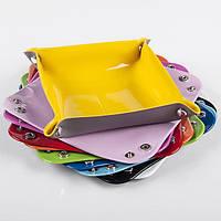 Honana HN-B50 Красочный чехол для хранения картонных коробок для хранения монет Кошелек для хранения кошельков Коробка Лоток для столов для сто