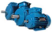 Электродвигателя на ОВС 25