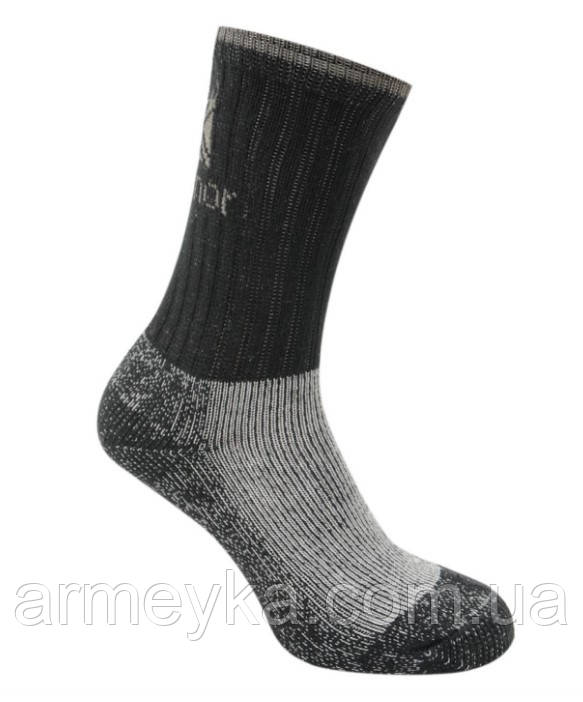 Термоноски Karrimor Heavyweight Socks, черные. Великобритания, оригинал