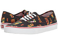 Кроссовки/Кеды (Оригинал) Vans Authentic™ (Hoffman) Black/Caribbean Cocktails