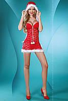 Новогодний костюм Santa Lady от Livia Corsetti