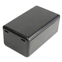 Водонепроницаемый черный пластиковый бокс электрический провод кейс коробка проект перехода 60мм х 35мм х 26мм