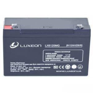 Аккумулятор для UPS Luxeon LX-612