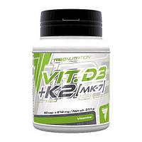 TREC NUTRITION VIT. D3+K2 (MK-7) 60 cap
