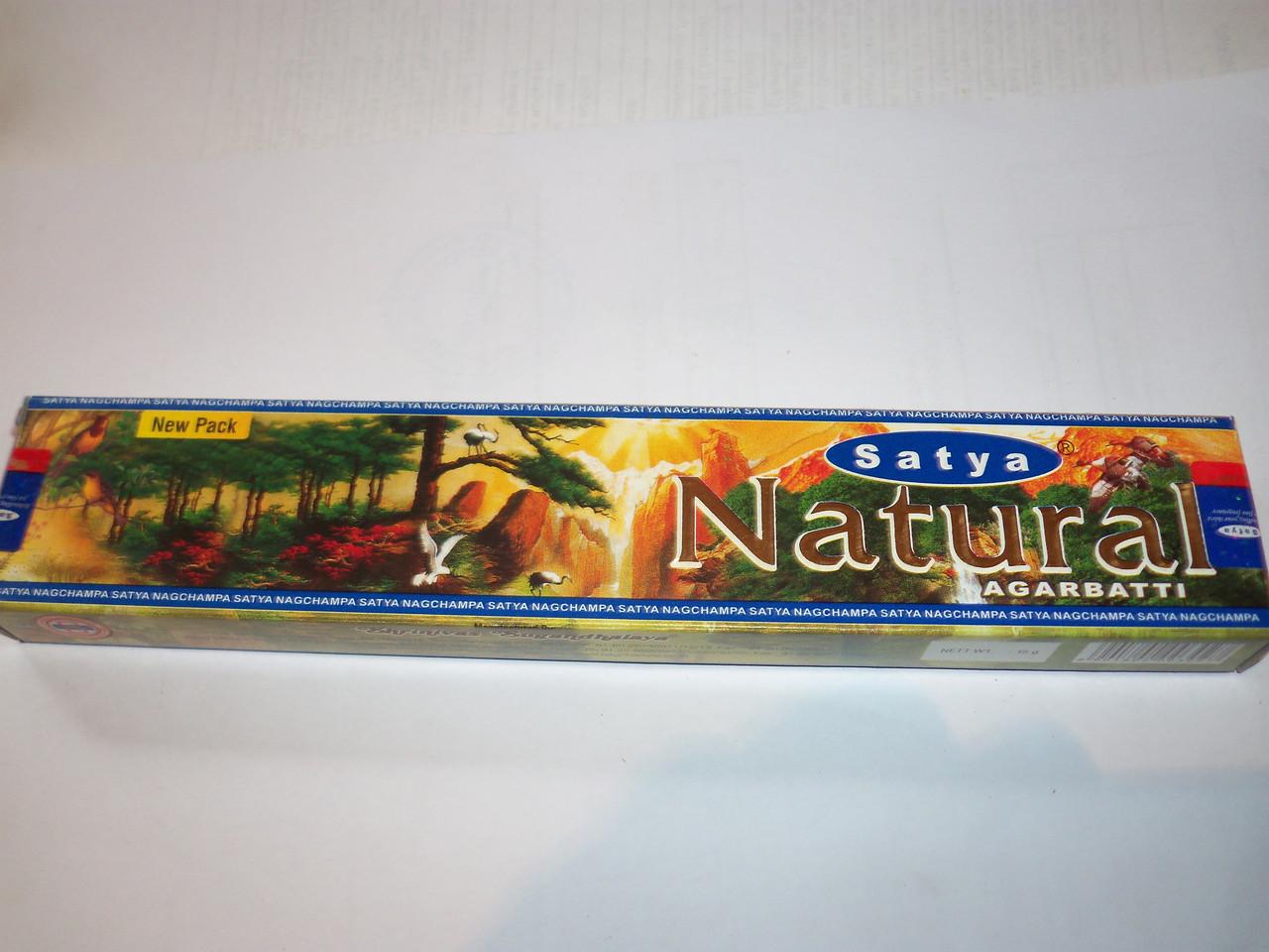 Аромапалочки Natural 15g.