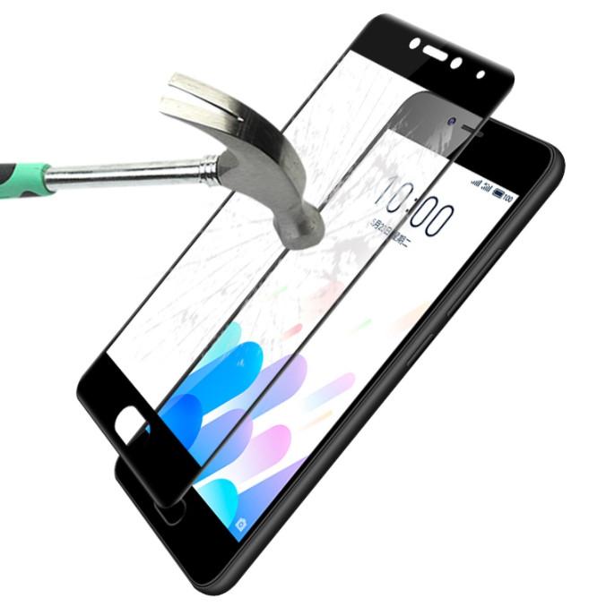 Защитное стекло 2.5Dдля Meizu A5/M5c