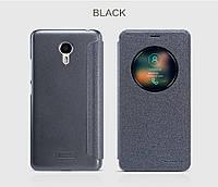 Чехол Nillkin  для Meizu M3 Note Sparkle Series Black