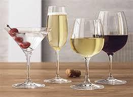 Бокалы под вино,шампанское,мартини