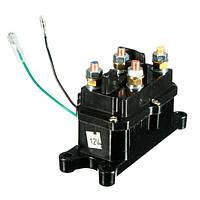 Универсэла 12v реле электромагнитного контактора выключатель лебедки коромысла для квадроциклов утв черный