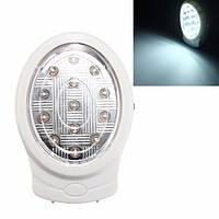 13 LED перезаряжаемая домой аварийное освещение автоматическое отключение питания отключения лампы