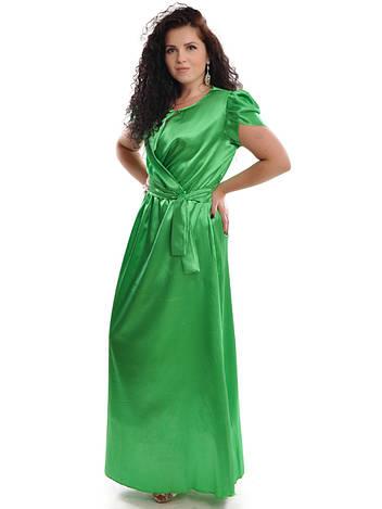 Вечернее  длинное платье 1974