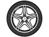 Диски AMG для Mercedes-Benz A-Class W176 R18 Новые Оригинальные