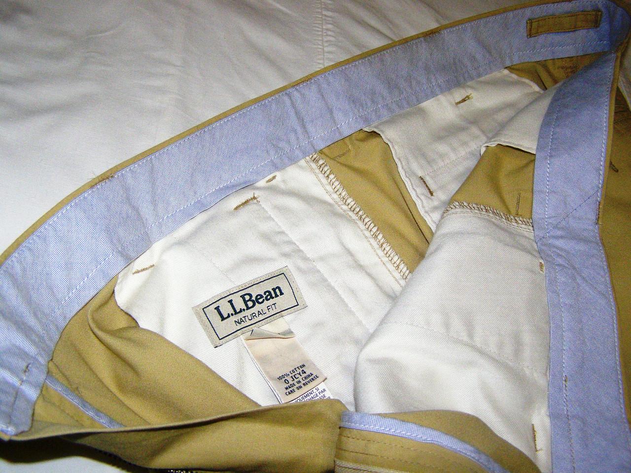 Штани L. L. Bean (52-54)