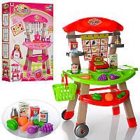 Детская кухня с музыкальными и световыми эффектами, 661-81-82