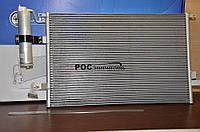 Радиатор кондиционера Лачети Lacetti (Лузар) 96837834