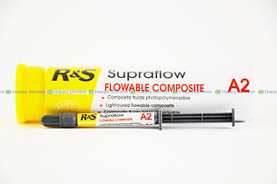 Supraflow (Супрафлоу) жидкотекучий наногибридный композит