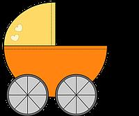 Як зшити бавовняний матрац в коляску