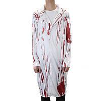 ХэллоуинКостюмТеррорМедсестраидоктор Одежда с кровью Для взрослых Костюм