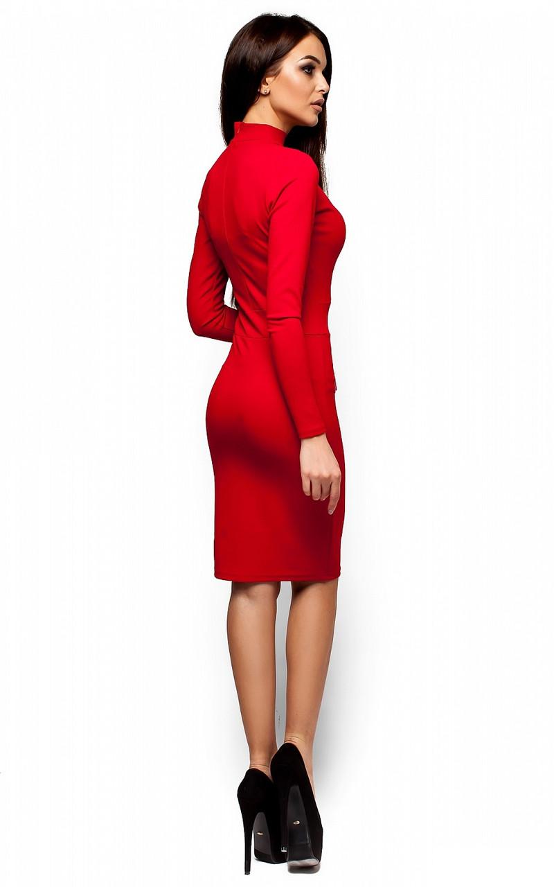 8e03fd8cb4dc91 (S, M, L) Неповторне червоне вечірнє плаття Monro, цена 477,96 грн., купить  Івано-Франківськ — Prom.ua (ID#623995673)
