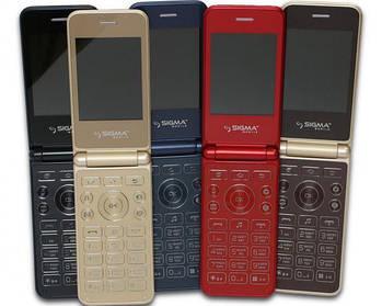 Новые телефоны раскладушки