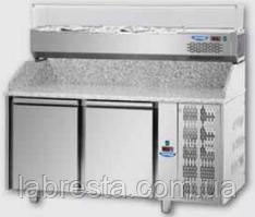 Стол холодильный пиццерийный DGD PZ02MID80 + VR4160VD