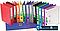 Папка-регистратор (сегрегатор) VGR А4 7,5см ширина асорти цвет ламинированный