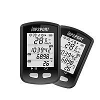 IGPSPORTiGS10ANT+GPSВелосипедный компьютер Спидометр IPX6 беспроводной Bluetooth Сердце Рейтинг Датчик