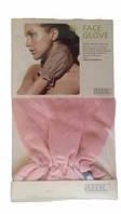 Перчатка для лица (розовая) Smart Microfiber|Оригинальная продукция из Швеции
