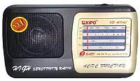 Радиоприемник портативный бытовой, FM радио KIPO KB 408AC