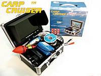 Подводная камера для рыбалки Carp Cruiser CC7-iR15-S с жестким раскладнымсолнцезащитным козырьком, фото 1