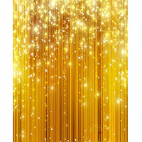 5x7FT Золото С блестками Виниловая фотостудия для фотосъемки