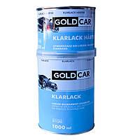 Лак акриловый GoldCar Premium HS 2+1 1 л + отвердитель 0,5 л