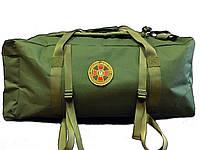 Сумка-рюкзак,баул на 80 литров хаки