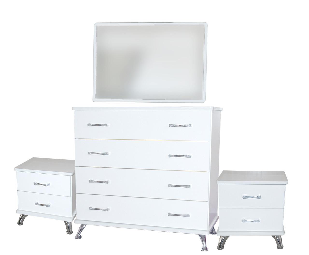 Комплект мебели для спальни «Ellegance»  (белый)
