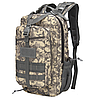 Тактический Штурмовой Военный Рюкзак на 30литров пиксель, фото 2