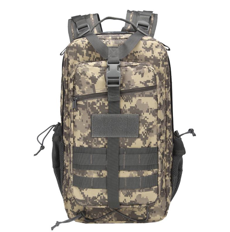 Тактический Штурмовой Военный Рюкзак на 30литров пиксель