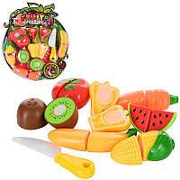 Игровой набор овощей на липучках 7 шт, 681