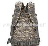 Тактический Штурмовой Военный Рюкзак на 35-40литров Черный, фото 3