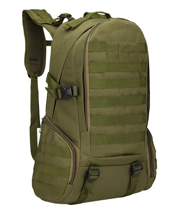 Тактический Штурмовой Военный Рюкзак на 35литров Хаки